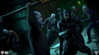 Скриншоты Batman: The Enemy Within - Episode 5: Same Stitch / Картинка 70