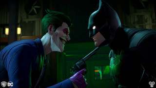 Скриншоты Batman: The Enemy Within - Episode 5: Same Stitch / Картинка 72