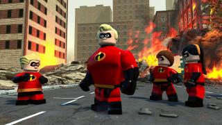 Скриншоты LEGO The Incredibles / Картинка 67