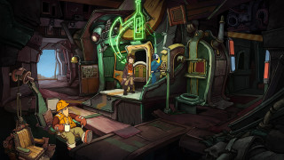 Скриншоты Deponia: The Complete Journey / Картинка 63