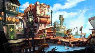 Скриншоты Deponia: The Complete Journey / Картинка 65