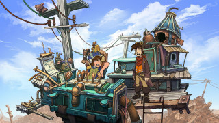 Скриншоты Deponia: The Complete Journey / Картинка 67
