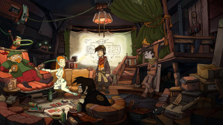Скриншоты Deponia: The Complete Journey / Картинка 68