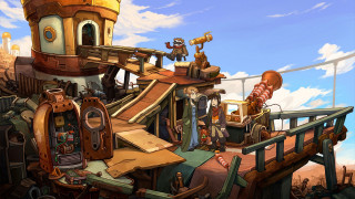 Скриншоты Deponia: The Complete Journey / Картинка 70