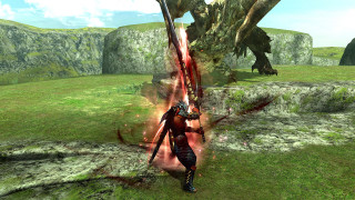 Скриншот Monster Hunter Generations Ultimate