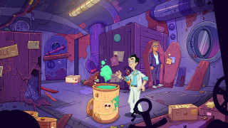 Скриншот Leisure Suit Larry - Wet Dreams Don't Dry