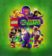 Арт LEGO DC Super-Villains / Картинка 2