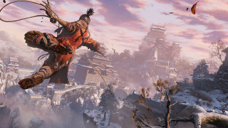 Скриншот Sekiro: Shadows Die Twice