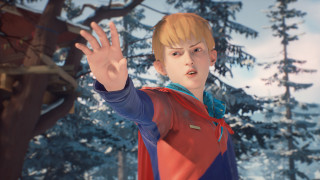 Скриншот Awesome Adventures of Captain Spirit