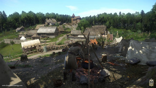 Скриншоты Kingdom Come: Deliverance - From the Ashes / Картинка 64