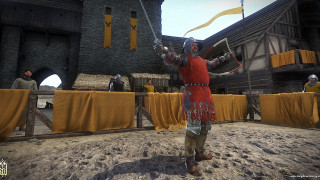 Скриншоты Kingdom Come: Deliverance - The Amorous Adventures of Bold Sir Hans Capon / Картинка 65