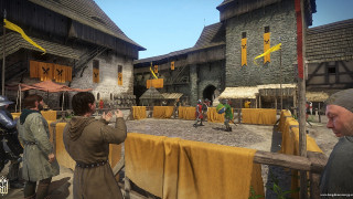 Скриншоты Kingdom Come: Deliverance - The Amorous Adventures of Bold Sir Hans Capon / Картинка 64