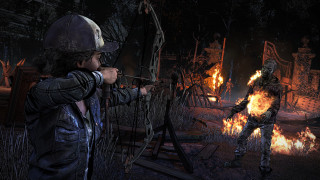 Скриншоты The Walking Dead: The Final Season - Episode 2: Suffer The Children / Картинка 70