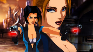 Арт Fear Effect Reinvented / Картинка 1
