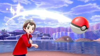 Скриншот Pokemon Sword and Shield