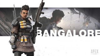 Бангалор (Bangalore) из Apex Legends / Картинка 1