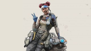 Бангалор (Bangalore) из Apex Legends / Картинка 8