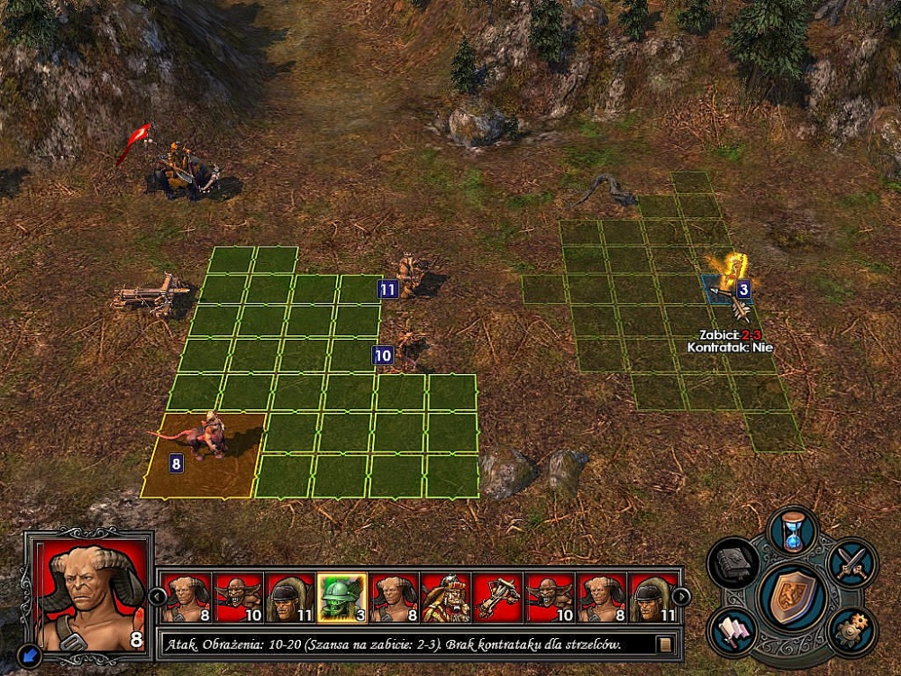 Heroes of Might and Magic V: Tribes of the East черный экран