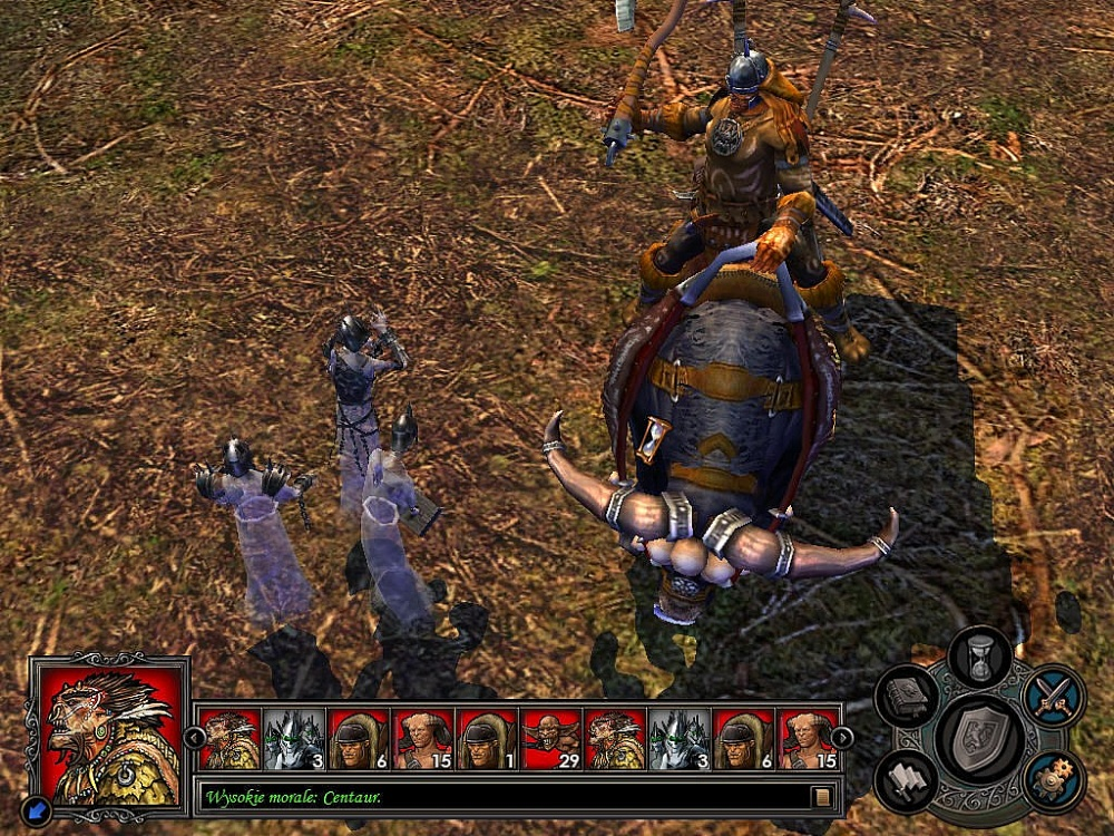 Heroes of Might and Magic 5: Tribes of the East вылетает