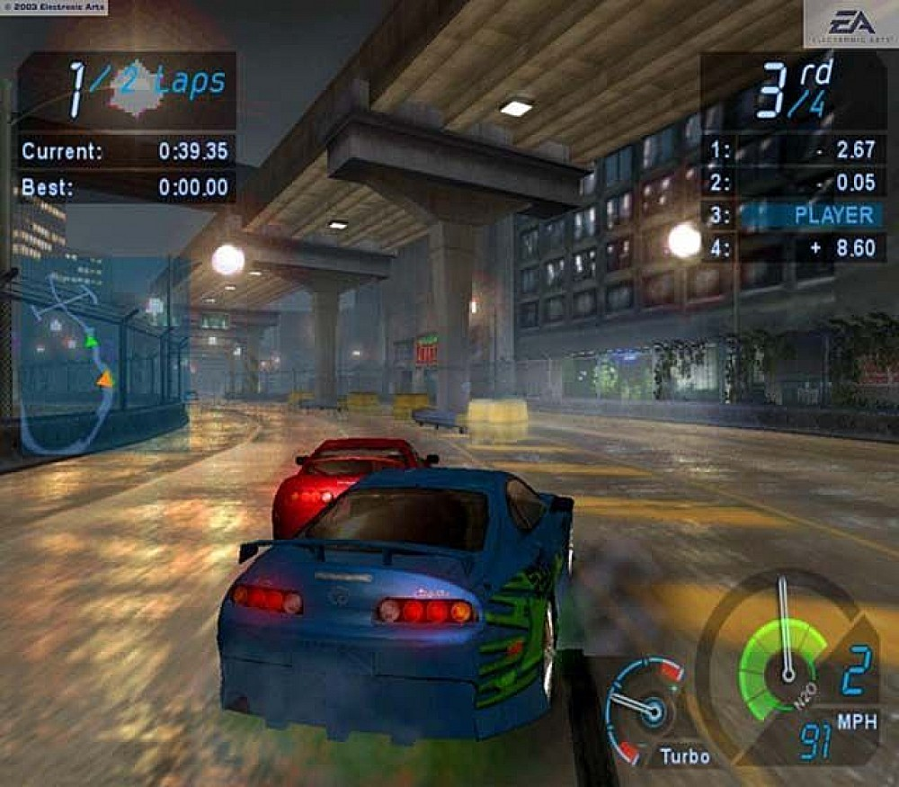 NFS Undercover Free Download PC game setup direct link for windows It is racing game with HD graphics and latest models of cars