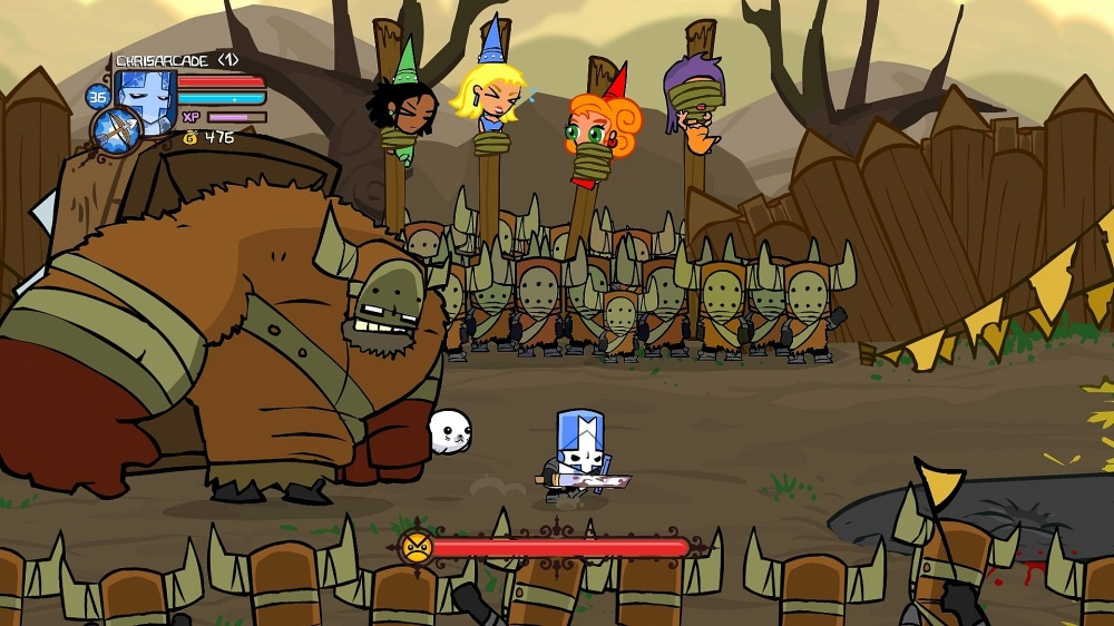 Системные требования Castle Crashers