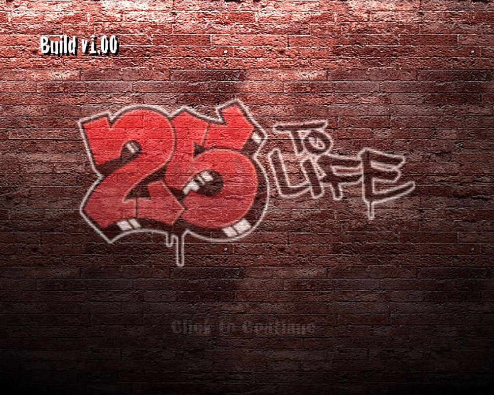 25 to Life лагает