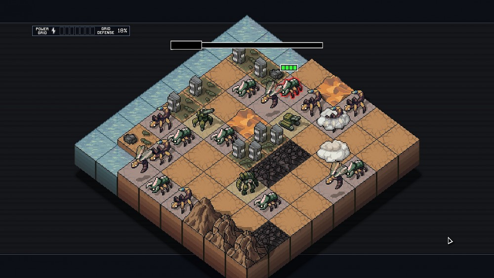 Into the Breach лагает