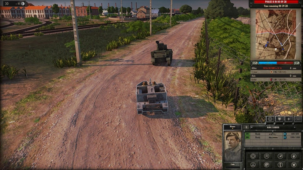 Steel Division: Normandy 44 лагает