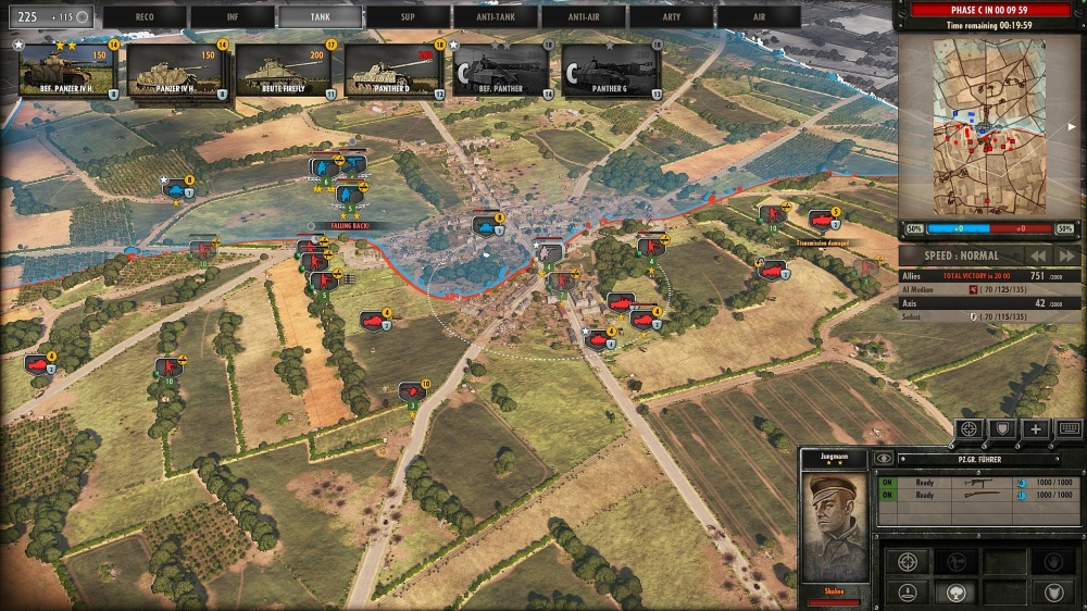 Steel Division: Normandy 44 вылетает