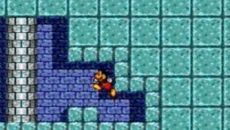 Castle of Illusion Starring Mickey Mouse похожа на Geometry Dash