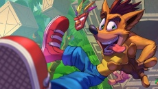 Crash Bandicoot - игра от компании Sony Computer Entertainment America, Inc.