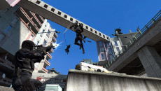 Crossing похожа на Dishonored: The Knife of Dunwall