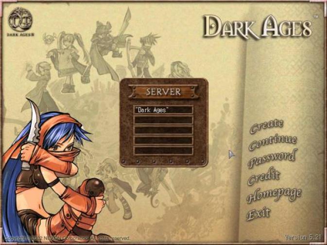 dark ages online