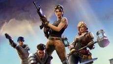 Fortnite похожа на Fear The Wolves