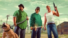 Grand Theft Auto: San Andreas - игра в жанре Шутер