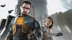 Half-Life 2 похожа на Wolfenstein II: The New Colossus