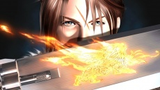 Final Fantasy VIII похожа на World of Final Fantasy