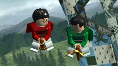 LEGO Harry Potter: Years 1-4 похожа на LEGO Batman 3: Beyond Gotham