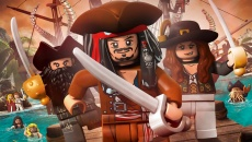 LEGO Pirates of the Caribbean: The Video Game - игра для PSP