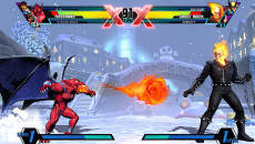 Ultimate Marvel vs. Capcom 3 похожа на Street Fighter 5