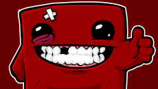 Super Meat Boy похожа на Fez