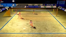 Power Spike Pro Beach Volleyball - игра от компании Infogrames Europe SA