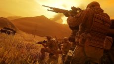 Operation Flashpoint: Red River похожа на Battlefield 3