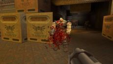 Quake 2 похожа на Medal of Honor: Pacific Assault