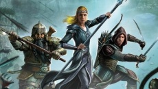 The Lord of the Rings: War in the North похожа на Titan Quest