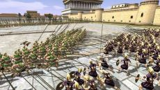 Rome: Total War - Alexander похожа на Act of War: High Treason