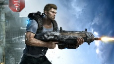 Inversion похожа на Gears of War 3