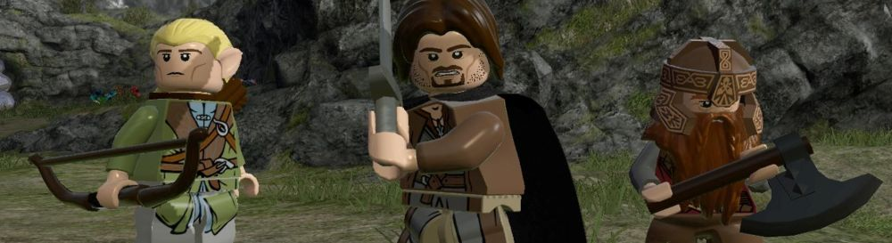 LEGO The Lord of the Rings - системные требования для ПК