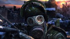 Metro: Last Light похожа на Serious Sam 3: BFE