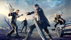 Final Fantasy XV похожа на Final Fantasy XV: Windows Edition